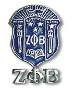 Sorority Lapel Pins